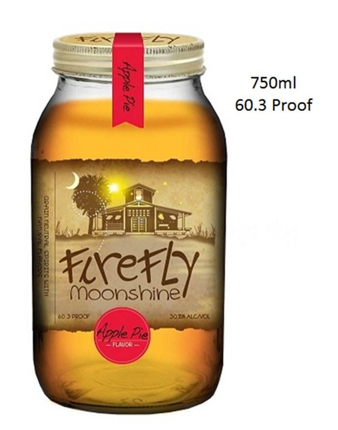 Firefly Apple Pie Moonshine - North Carolina Alcoholic ...